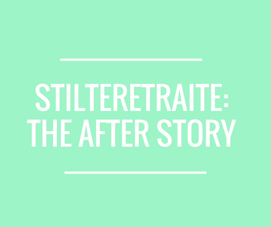 Stilteretraite: the after story